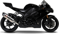 Kawasaki ZX10R 08-09