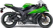 Kawasaki ZX10R 10-14