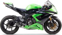 Kawasaki ZX6R 09-14