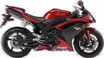 Yamaha R1 07-08