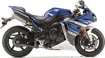 Yamaha R1 09-14