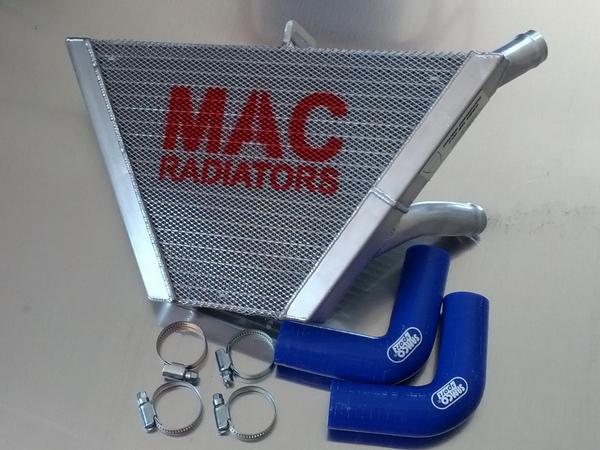 R1 07-08 racing radiator