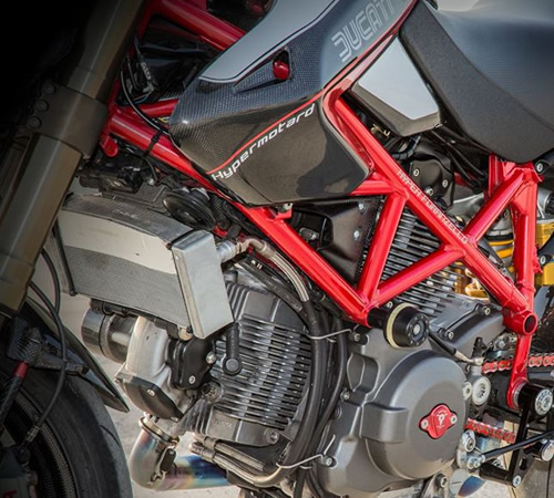 Radiator Ducati Hypermotard