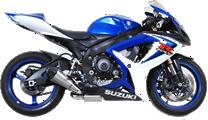 Suzuki GSXR 600 06-09