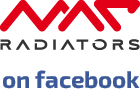 MAC Radiators on Facebook